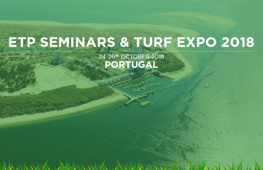 Turf Expo 2018 First Edition in Portugal with Abreu Events Organization