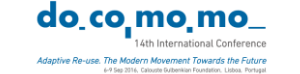 Docomomo - 14th International Conference: Adaptative Re-use. The Modern Movement Towards the Future