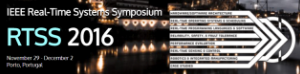 RTSS 2016 - IEEE Real-Time Systems Symposium (RTSS)