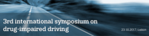 3rd International Symposium on Drug-impaired Driving