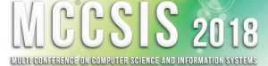 MCCSIS 2018 - The Multi Conference on Computer Science and Information Systems