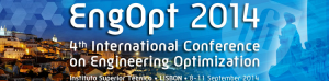 EngOpt 2014 – 4th International Conference on Engineering Optimization