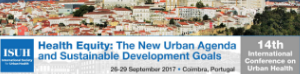 ICUH 2017 - 14th International Conference on Urban Health