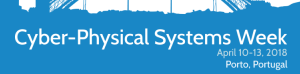 CPS Week 2018 - Cyber-Physical Systems Week