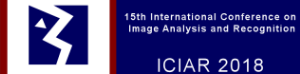 ICIAR 2018 - 15th International Conference on Image Analysis and Recognition