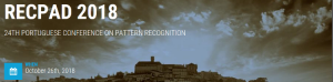 RECPAD 2018 - 24th Portuguese Conference on Pattern Recognition