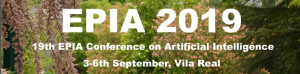 EPIA 2019 - EPIA Conference on Artificial Intelligence