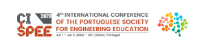 CISPEE 2020 - 4th International Conference of the Portuguese Society for Engineering Education