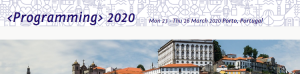 ‹Programming› 2020 - The International Conference on the Art, Science, and Engineering of Programming