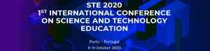 STE 2020 - 1st International Conference on Science and Technology Education